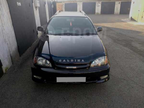 Toyota Caldina, 2002 год, 387 000 руб.