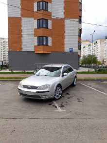 Москва Mondeo 2006