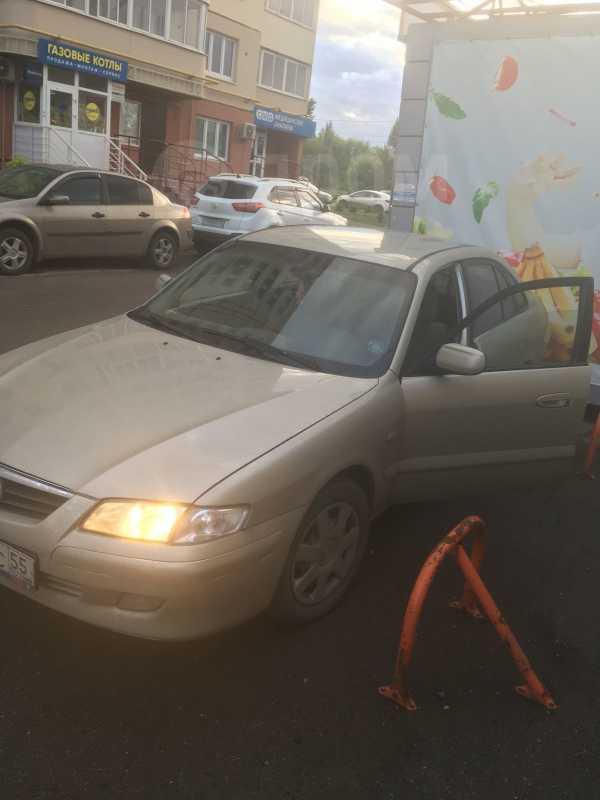 Mazda 626, 2001 год, 150 000 руб.