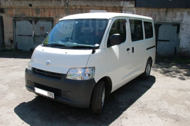 Toyota Town Ace, 2015 год, 750 000 руб.