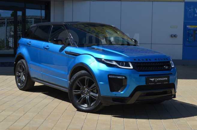 Land Rover Range Rover Evoque, 2018 год, 2 099 000 руб.