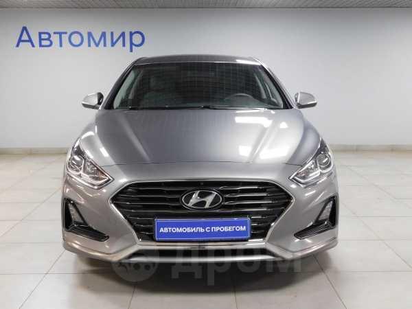 Hyundai Sonata, 2017 год, 1 049 000 руб.