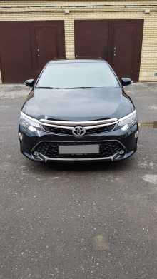 Омск Toyota Camry 2018
