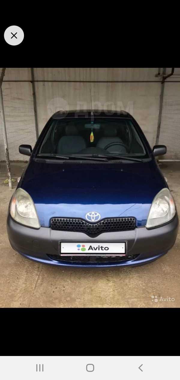 Toyota Yaris, 2002 год, 160 000 руб.