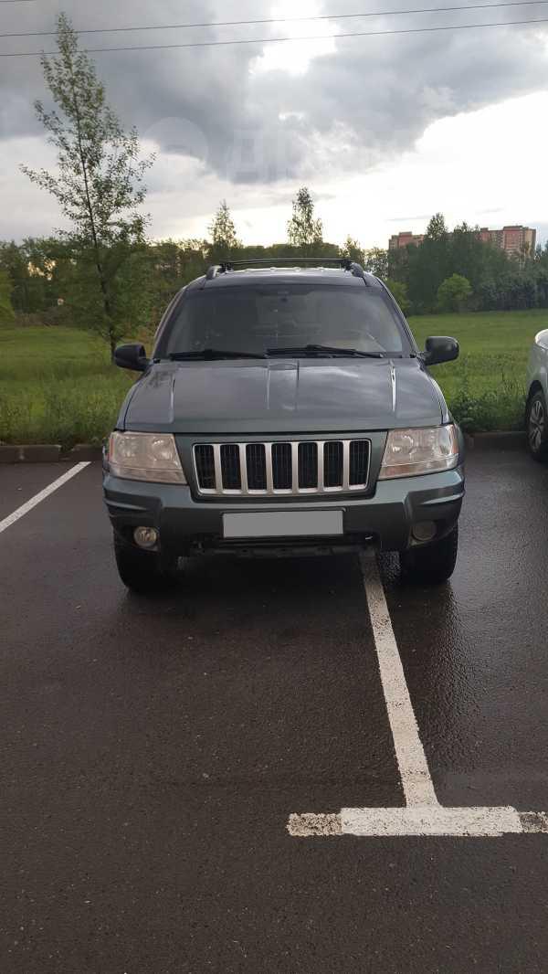 Jeep Grand Cherokee, 2003 год, 270 000 руб.