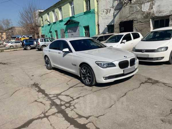 BMW 7-Series, 2009 год, 980 000 руб.