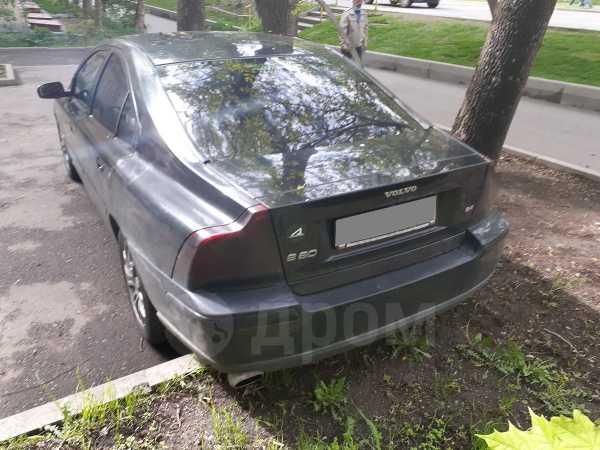 Volvo S60, 2005 год, 250 000 руб.
