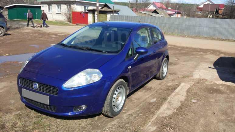 Fiat Punto, 2007 год, 165 000 руб.
