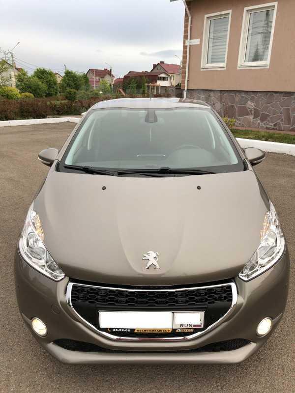 Peugeot 208, 2013 год, 470 000 руб.