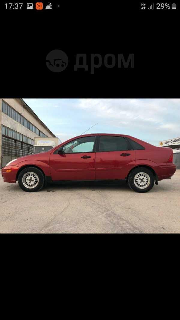 Ford Focus, 1999 год, 120 000 руб.