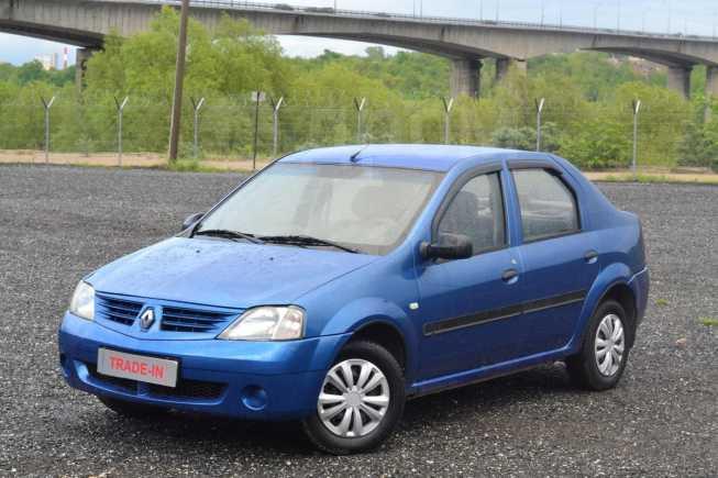 Renault Logan, 2008 год, 159 999 руб.