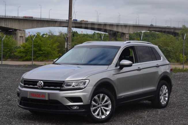 Volkswagen Tiguan, 2018 год, 1 169 999 руб.