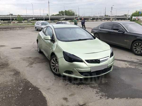Opel Astra GTC, 2011 год, 265 000 руб.