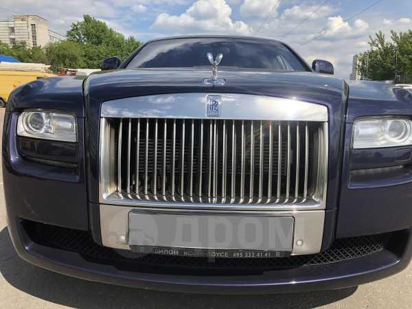 Rolls-Royce Ghost, 2011 год, 5 900 000 руб.