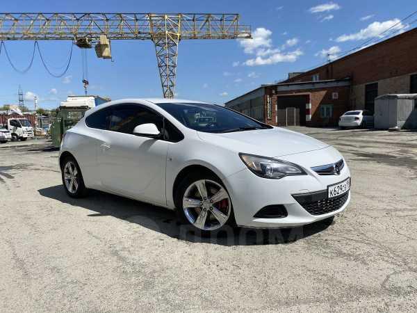 Opel Astra GTC, 2012 год, 390 000 руб.
