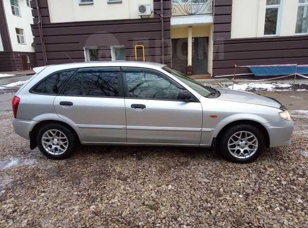Mazda 323, 2001 год, 125 000 руб.