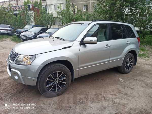 Suzuki Grand Vitara, 2010 год, 599 000 руб.