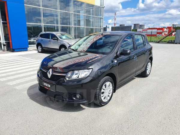 Renault Sandero, 2015 год, 399 000 руб.