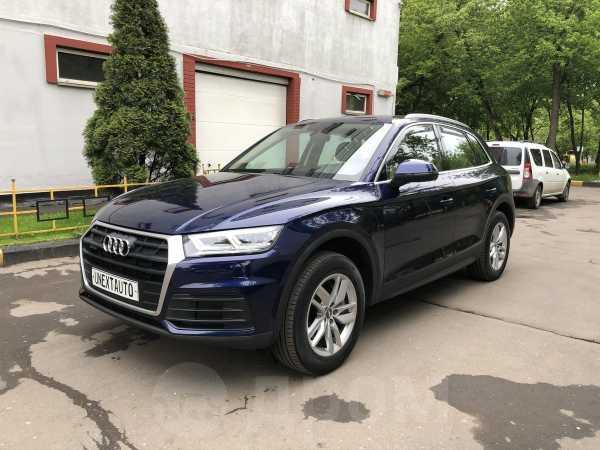 Audi Q5, 2017 год, 2 240 000 руб.