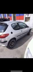 Peugeot 206, 2001 год, 55 000 руб.