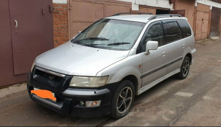 Mitsubishi Grandis, 1998 год, 145 000 руб.