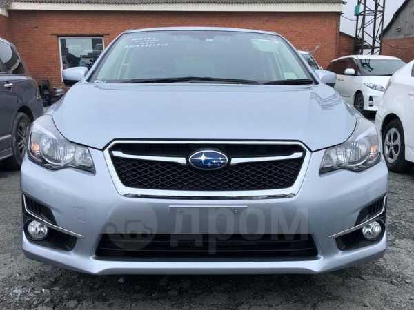 Subaru Impreza, 2016 год, 729 000 руб.