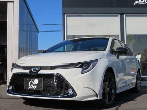 Toyota Corolla, 2019 год, 1 558 000 руб.