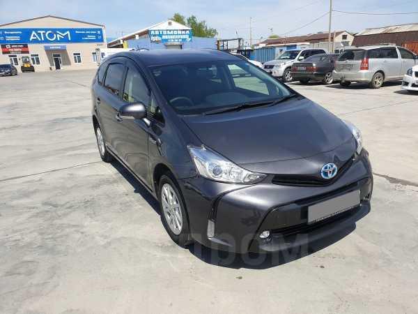 Toyota Prius a, 2016 год, 965 000 руб.