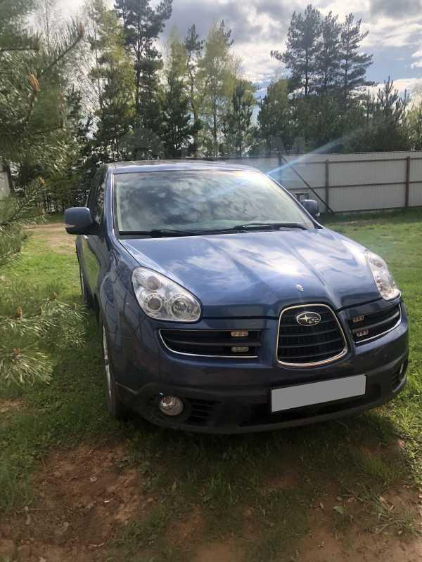 Subaru Tribeca, 2006 год, 500 000 руб.