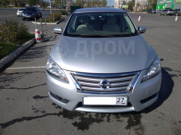 Nissan Sylphy, 2014 год, 690 000 руб.