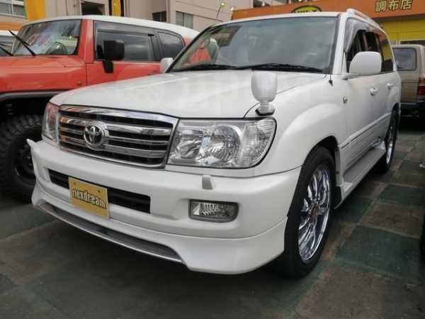 Toyota Land Cruiser Cygnus, 2005 год, 755 000 руб.