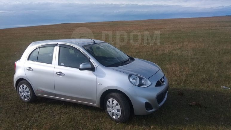 Nissan March, 2014 год, 455 000 руб.