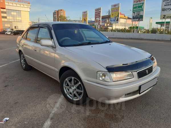 Toyota Sprinter, 1998 год, 242 000 руб.