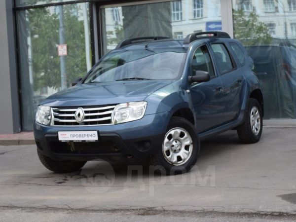Renault Duster, 2015 год, 615 000 руб.