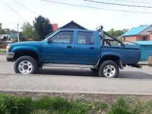 Иркутск Hilux Pick Up 1991