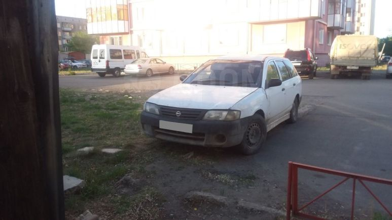Nissan AD, 2001 год, 75 000 руб.