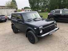Кемерово 4x4 2121 Нива 2016