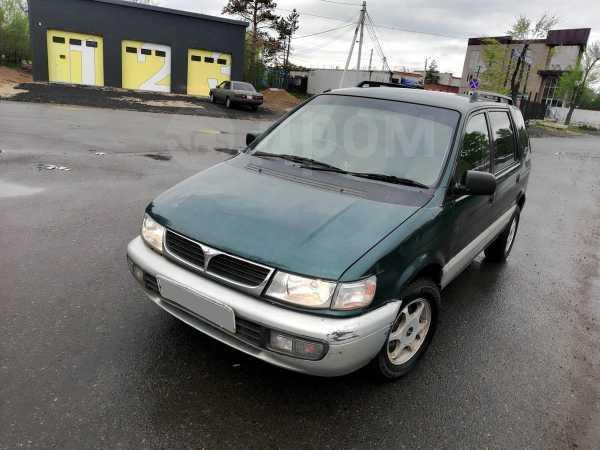 Mitsubishi Chariot, 1996 год, 100 000 руб.