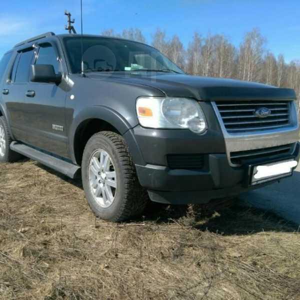 Ford Explorer, 2007 год, 600 000 руб.