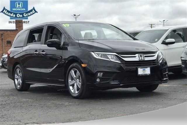 Honda Odyssey, 2018 год, 3 000 000 руб.