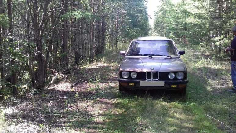BMW 5-Series, 1984 год, 100 000 руб.