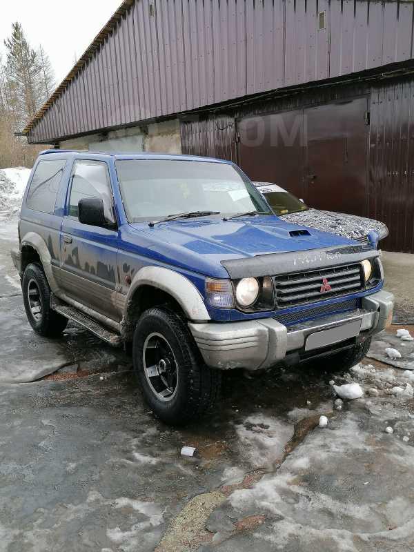 Mitsubishi Pajero, 1991 год, 370 000 руб.