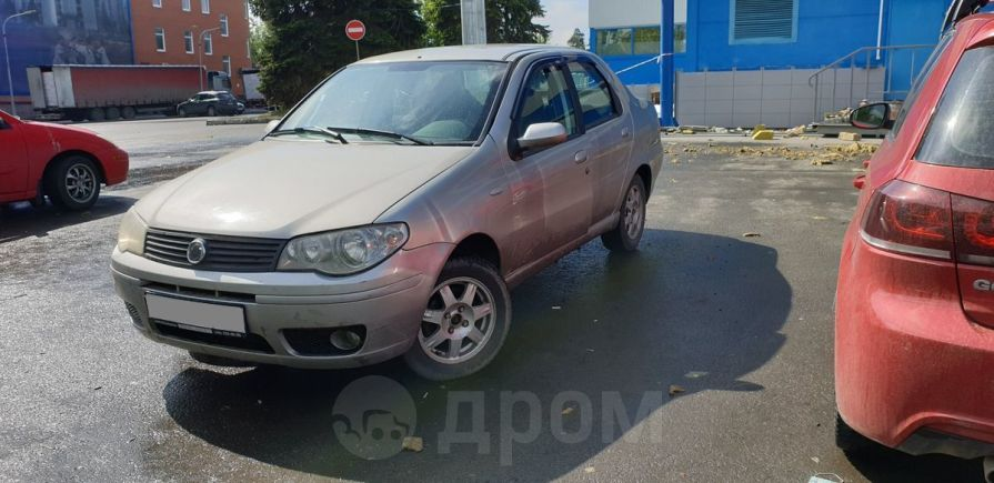 Fiat Albea, 2008 год, 140 000 руб.