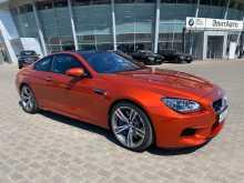 Красноярск BMW M6 2013