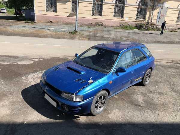 Subaru Impreza WRX, 1996 год, 135 000 руб.