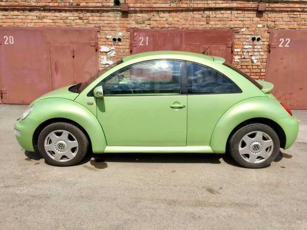 Volkswagen Beetle, 2002 год, 340 000 руб.