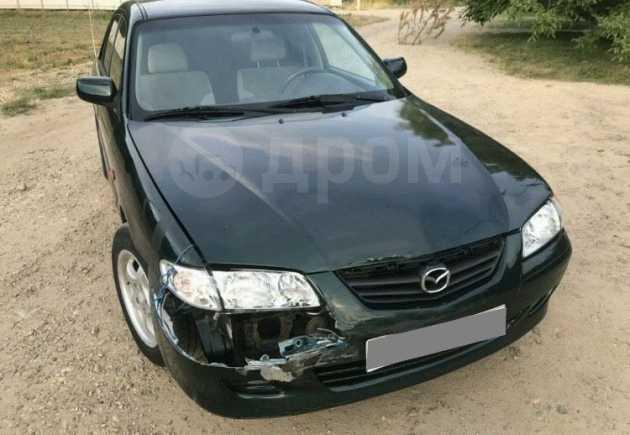 Mazda 626, 2000 год, 110 000 руб.