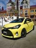 Toyota Vitz, 2014 год, 680 000 руб.