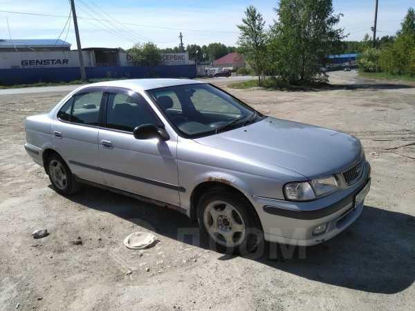 Nissan Sunny, 1999 год, 89 000 руб.