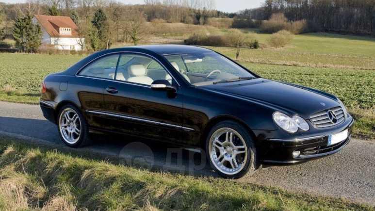 Mercedes-Benz CLK-Class, 2003 год, 550 000 руб.
